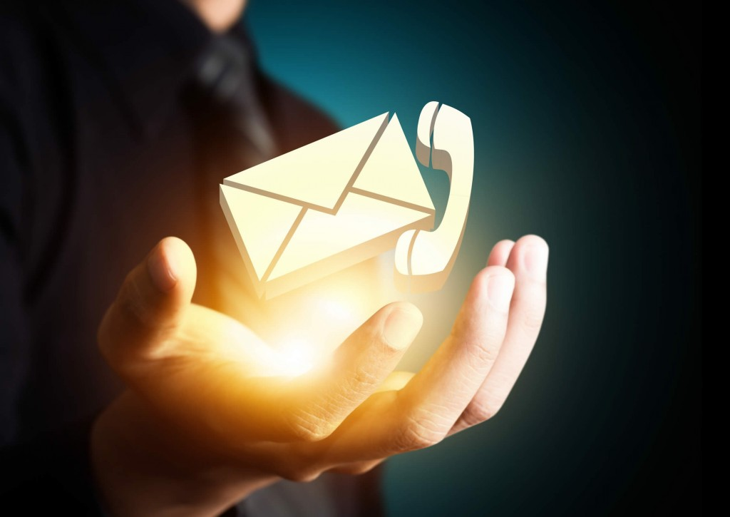 Storing emails and processing bounce backs